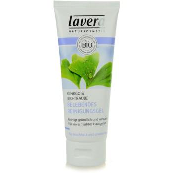 Lavera Faces Cleansing Reinigungsgel  für fettige und Mischhaut