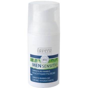Fotografie Lavera Men Sensitiv výživný hydratační denní krém 30 ml