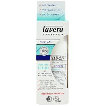 Lavera Neutral vlažilni fluid za občutljivo kožo 3
