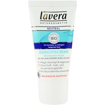 Lavera Neutral crema de zi pentru piele sensibila
