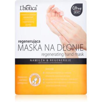L'biotica Masks masca regeneratoare pentru maini sub formã de manusi imagine produs