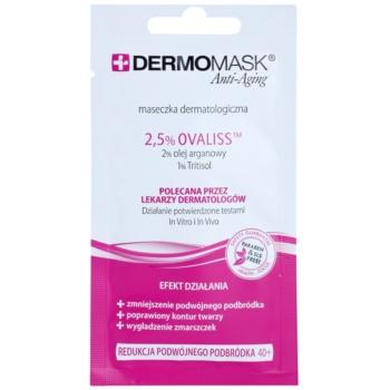 L'biotica DermoMask Anti-Aging стягаща маска за брадичката 40+