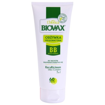 Liotica Biovax Dull Hair balsam hidratant pentru par si scalp gras