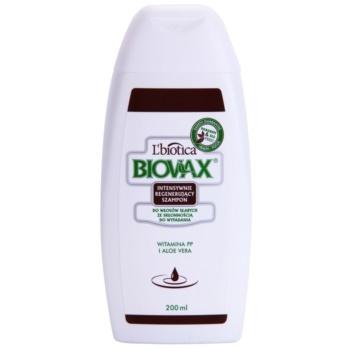 Liotica Biovax Falling Hair sampon fortifiant impotriva caderii parului