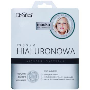 Liotica Masks Hyaluronic Acid masca de celule cu efect hidratant si calmant