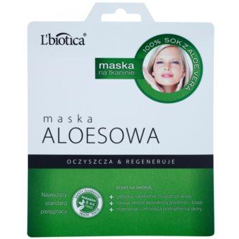 Liotica Masks Aloe Vera masca pentru celule efect regenerator
