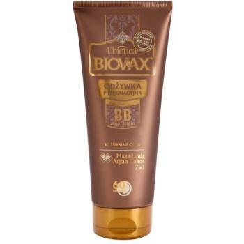 Liotica Biovax Natural Oil balsam hidratant cu efect imediat