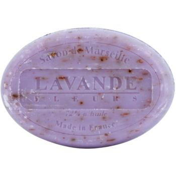 Le Chatelard 1802 Lavender Flowers kerek francia természetes szappan