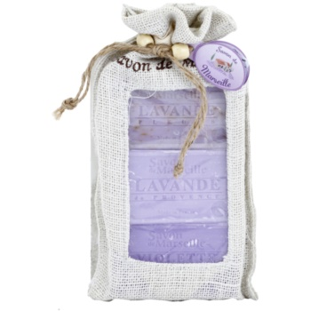Le Chatelard 1802 Natural Soap zestaw kosmetyków I.