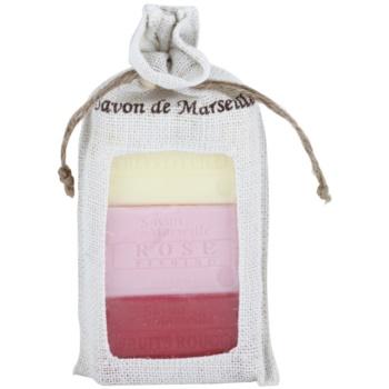 Le Chatelard 1802 Natural Soap kozmetični set III.