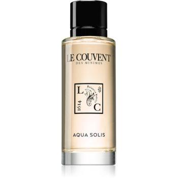 Le Couvent Maison de Parfum Botaniques Aqua Solis Eau de Toilette unisex