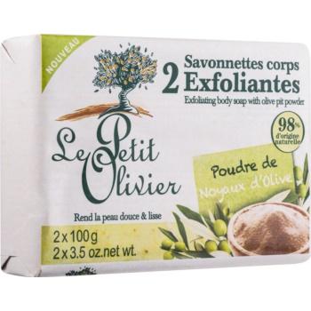 Le Petit Olivier Olive baton exfoliant  2 x100 g