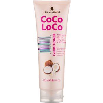 Lee Stafford CoCo LoCo balsam cu ulei de nucã de cocos pentru un par stralucitor si catifelat poza
