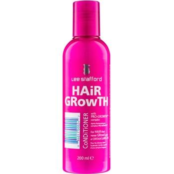 Fotografie Lee Stafford Hair Growth kondicionér pro podporu růstu vlasů a proti jejich vypadávání 200 ml
