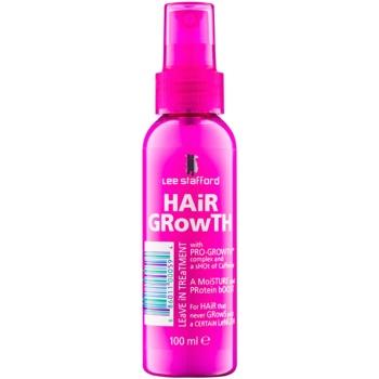 Fotografie Lee Stafford Hair Growth bezoplachová péče na vlasovou pokožku stimulující růst vlasů 100 ml