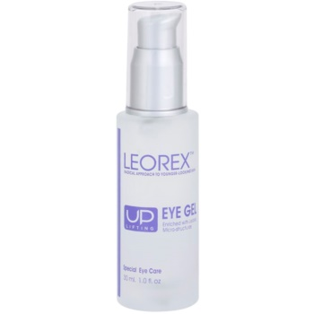 Leorex Up Lifting gel pentru ochi cu efect de lifting