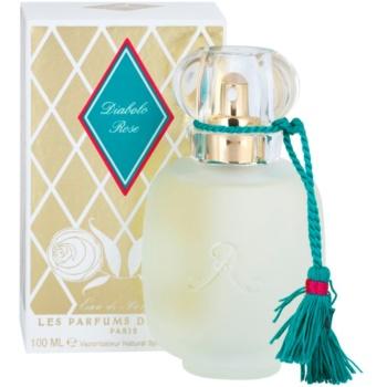 Les Parfums de Rosine Diabolo Rose парфюмна вода за жени 3