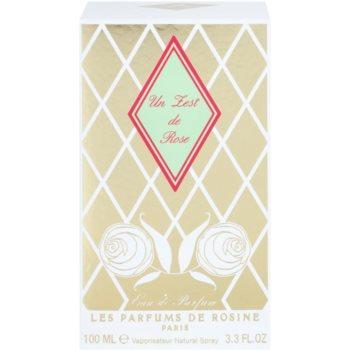 Les Parfums de Rosine Un Zest de Rose Eau de Parfum für Damen 4