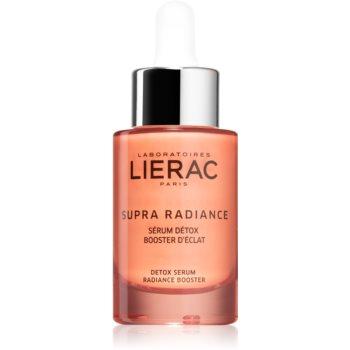 Lierac Supra Radiance ser piele detoxifiant cu efect antirid