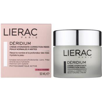 Lierac Deridium denní i noční hydratační krém s protivráskovým účinkem pro normální až smíšenou pleť 1