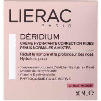 Lierac Deridium denní i noční hydratační krém s protivráskovým účinkem pro normální až smíšenou pleť 2