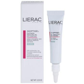 Lierac Diopti гель для шкіри навколо очей проти набряків та темних кіл 1