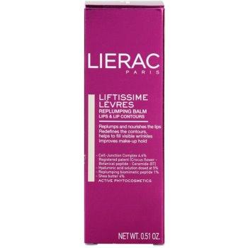 Lierac Liftissime odżywczy balsam do ust i okolic ust 3