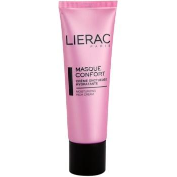 Lierac Masques & Gommages хидратираща и подхранваща маска  за суха кожа