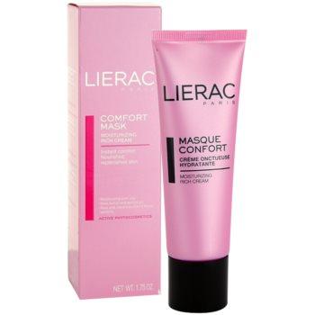 Lierac Masques & Gommages хидратираща и подхранваща маска  за суха кожа 1