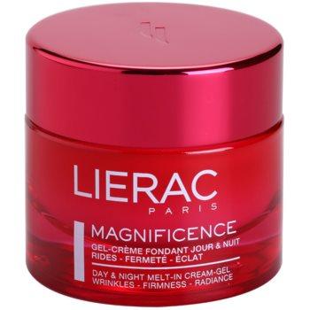 Lierac Magnificence crema anti-rid de zi si de noapte pentru piele normala si mixta