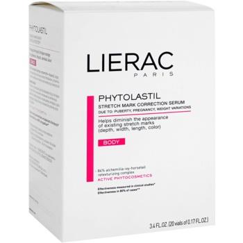 Lierac Phytolastil Ampullen gegen Dehnungsstreifen 2