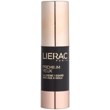 Lierac Premium crema de ochi pentru ingrijire complexa impotriva ridurilor si a punctelor negre  15 ml