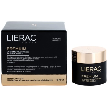 Lierac Premium крем против бръчки, възстановяващ плътността на кожата 2