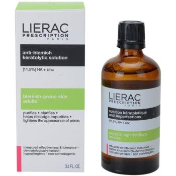 Lierac Prescription čistilna voda za obraz za problematično kožo, akne 1