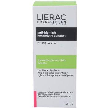 Lierac Prescription čistilna voda za obraz za problematično kožo, akne 2