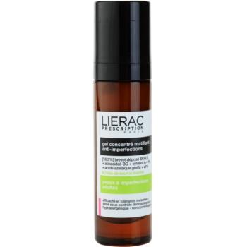 Lierac Prescription zmatňující koncentrovaný gel pro problematickou pleť, akné