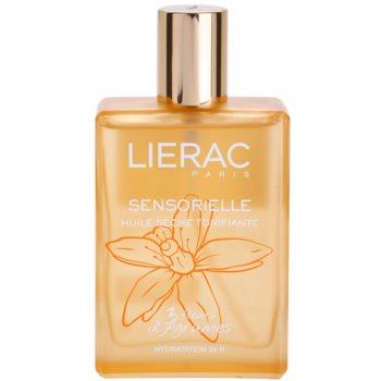Lierac Les Sensorielles óleo seco para rosto, corpo e cabelo