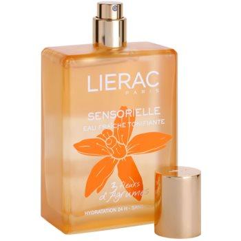 Lierac Les Sensorielles energizující tělový sprej 1