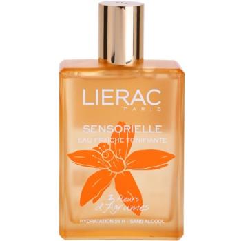 Lierac Les Sensorielles energizující tělový sprej