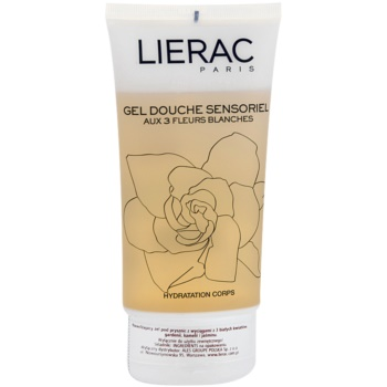 Lierac Les Sensorielles gel de dus pentru toate tipurile de piele