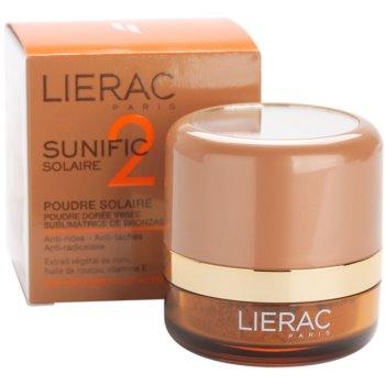 Lierac Sunific 2 bronz puder SPF 15 2