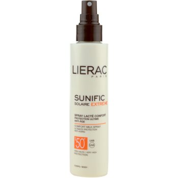 Lierac Sunific Extreme spray pentru bronzat SPF 50+ 1