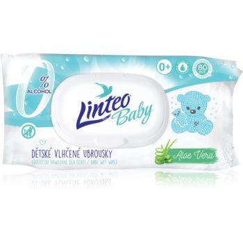 Linteo Baby Pure & Fresh servetele delicate pentru copii