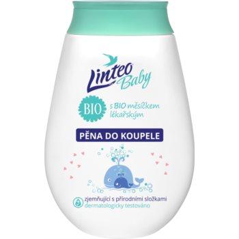 Linteo Baby spuma de baie pentru copii imagine produs
