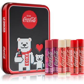 Lip Smacker Coca Cola set cosmetice II.