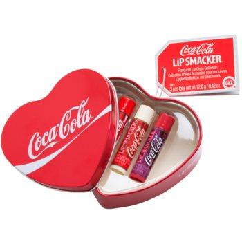 Lip Smacker Coca Cola set cosmetice III.