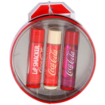 Lip Smacker Coca Cola kozmetični set IV. 1