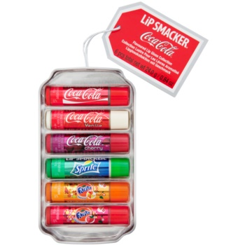 Lip Smacker Coca Cola Mix косметичний набір II.