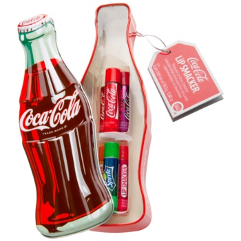 Lip Smacker Coca Cola Mix set cosmetice III.