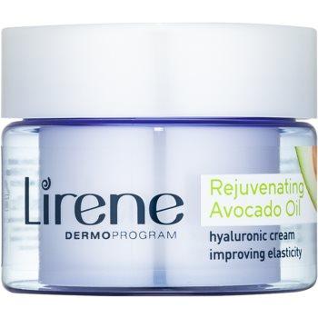 Lirene Moisture & Nourishment hidratarea pielii sensibile cu avocado